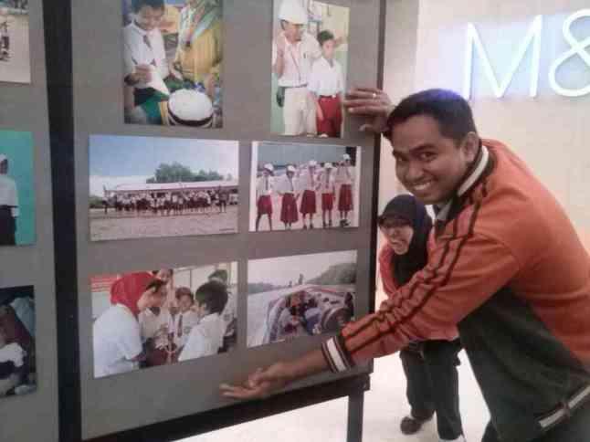 Relawan Fotografer feat Fasilitator dengan Hasil Jepretannya :)
