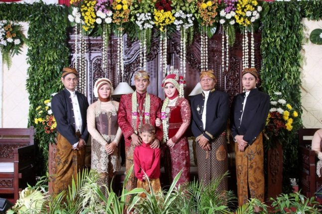Potret Keluarga Bahagia :)