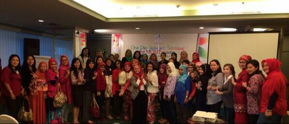 Have Fun with MomPreneur Surabaya