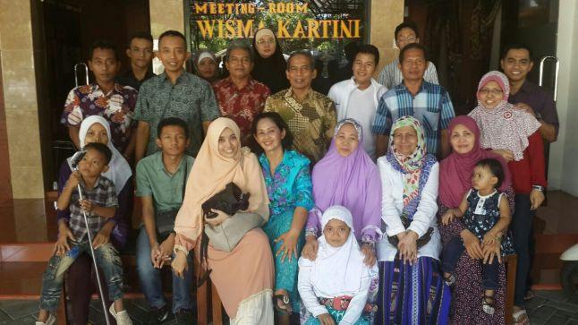 Keluarga Besar R.Suwito Hadiwijayan