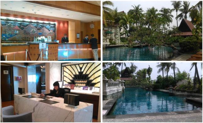 Suasana Asri Hotel Sheraton Surabaya