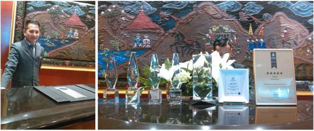 Beragam Penghargaan Telah Diraih Hotel Sheraton Selama Menerapkan Konsep Go Green