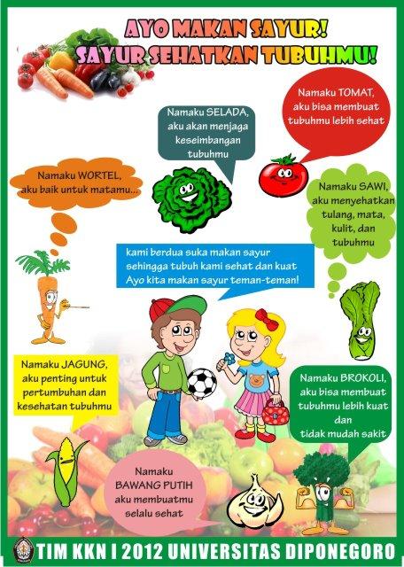 Contoh Promosi Kesehatan
