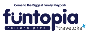 Logo Funtopia Traveloka